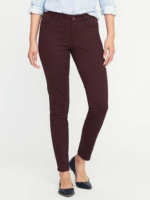 Old Navy Mid-Rise Rockstar Sateen Jeans for Women