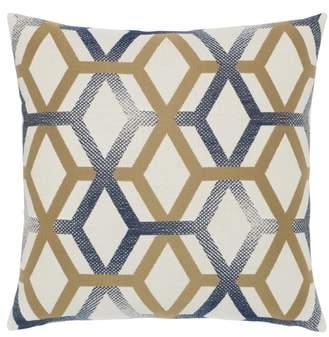 Luminous Lines Indoor/Outdoor Accent Pillow