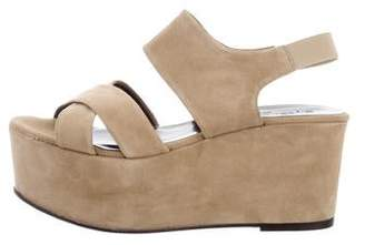 Elyse Walker Crossover Flatform Wedges choice online cheap good selling best place to buy online reliable online buy cheap brand new unisex YXPH5oQo