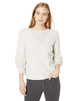 Lucky Brand Women's Cable Knit Sweater
