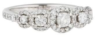 Laura Ashley Diamond Milgrain Ring $1,495 thestylecure.com
