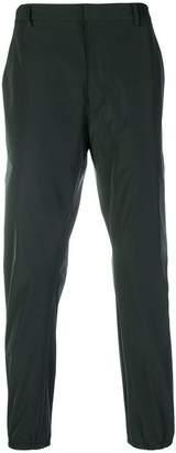 Prada elasticated waist track pants