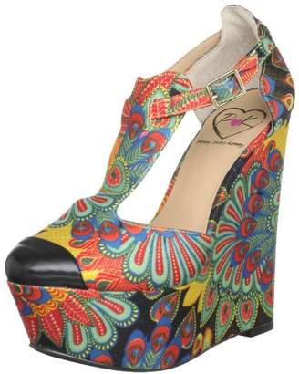 Penny Loves Kenny Women's Nira Wedges Heels Y13907.5 US