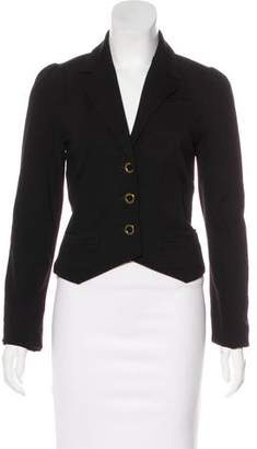 Marc by Marc Jacobs Notch-Lapel Embellished Blazer