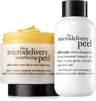 philosophy Microdelivery Peel 2-Piece Kit