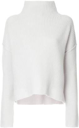 A.L.C. stand up collar jumper