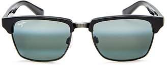 fc090b805a7 Maui Jim Men s Kawika Polarized Square Sunglasses