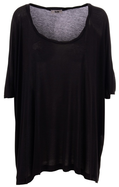 ACNE - Voluminous jersey top