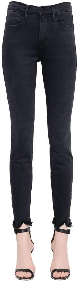 Enge Jeans Aus Denim
