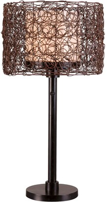 Kenroy Home Tanglewood Table Lamp - Outdoor