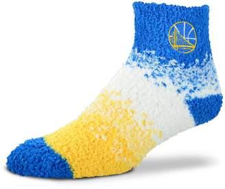 For Bare Feet Women's Golden State Warriors Marquee Sleep Socks