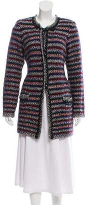 Isabel Marant Wool and Mohair Blend Cardigan