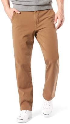 Dockers Big & Tall Smart 360 FLEX Straight-Fit Downtime Khaki Pants D2