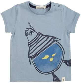 Original Penguin Printed Cotton Jersey T-Shirt