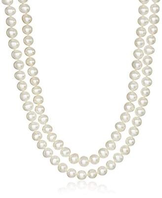 Honora Endless Rope Freshwater Cultured Pearl Strand Necklace (5-6mm)