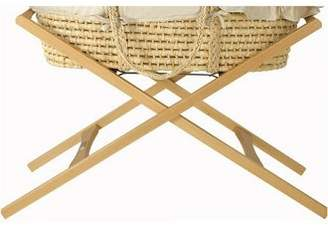 Mamas and Papas Moses Basket/Carrycot Stand (Deluxe, Natural)