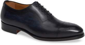 Magnanni Carson Brogued Whole Cut Shoe