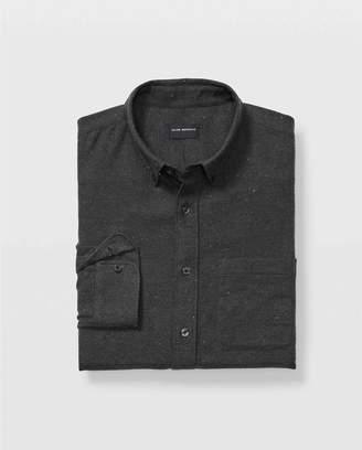 Club Monaco Slim Donegal Twill Shirt