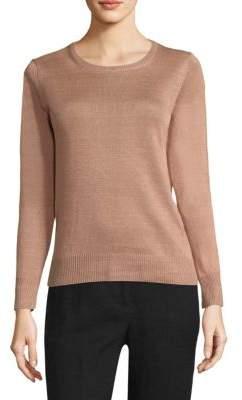 Max Mara Astor Linen Sweater
