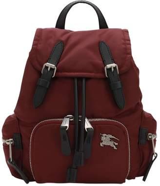 Burberry Small The Rucksack Nylon Backpack