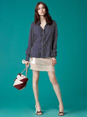 Diane von Furstenberg Sequin Miniskirt