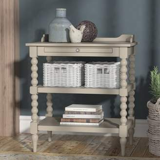 Lark Manor Saguenay Open Nightstand