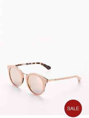 Kate Spade Oval Sunglasses - Pink