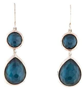 Ippolita Mother of Pearl & Quartz Wonderland Teardrop Earrings
