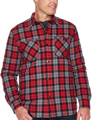 M·A·C Big Mac Quilt Lined Shirt Jacket - Big