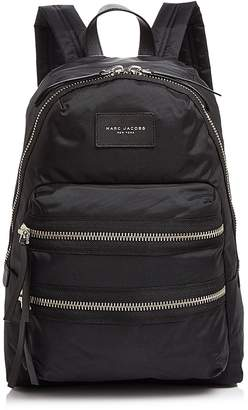MARC JACOBS Nylon Biker Backpack $195 thestylecure.com