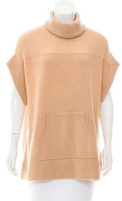 Minnie Rose Cashmere Turtleneck Sweater