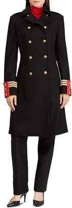 Ralph Lauren Long Military Jacket