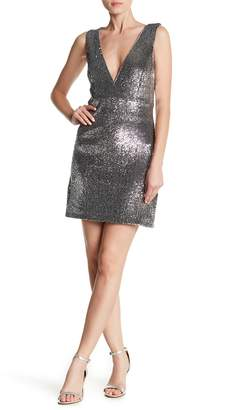 Bardot Sequin A-Line Dress