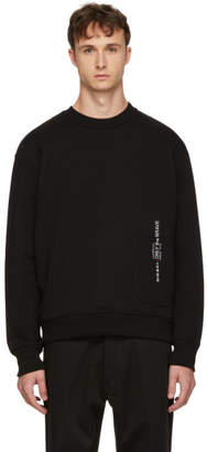 Diesel Black S-Ellis Sweatshirt