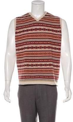 Burberry Cashmere Sweater Vest