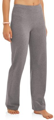 Athletic Works Women's Dri More Core Bootcut Yoga Pant Available in Regular and Petite
