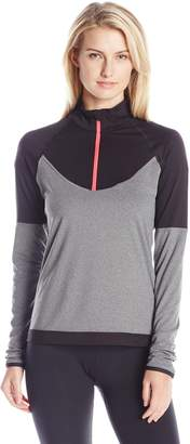 Champion Women's Marathon Performance Quarter-Zip Jacket