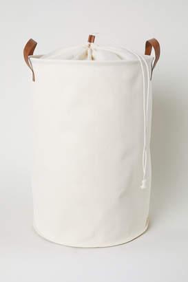 H&M Cotton twill laundry bag