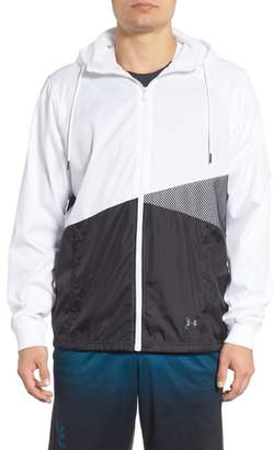 Under Armour Sportstyle Regular Full Zip Jacket
