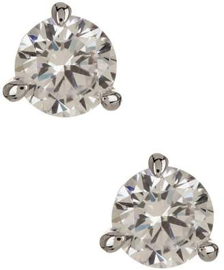 Lafonn Simulated Diamond Martini Stud Earrings
