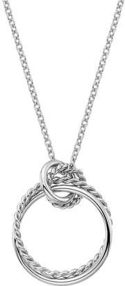 Hot Diamonds Sterling Silver Unity Circle Pendant