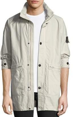 Stone Island Cotton-Blend Field Jacket