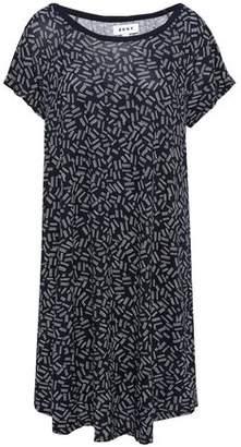 DKNY Printed Jersey Nightshirt