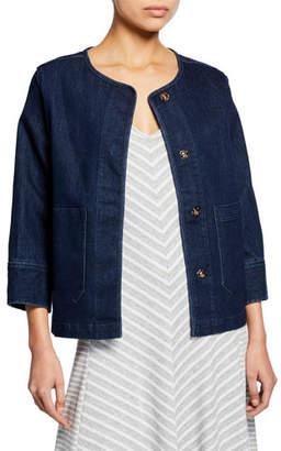 2d4bef9b6a725 Joan Vass Plus Size Jackets - ShopStyle Canada