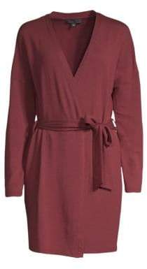 Saks Fifth Avenue Hattie Classic Wrapped Robe