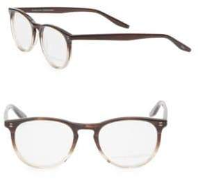 Barton Perreira Finn 50MM Tornade Wayfarer Optical Glasses