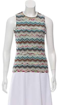 Missoni Sleeveless Wool Top