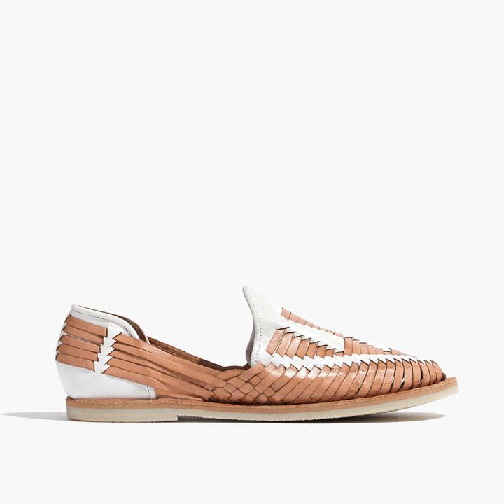 ChamulaTM Cancun Huarache Shoes