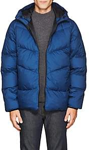 Goldwin Men's Down Parka - Royal Blue