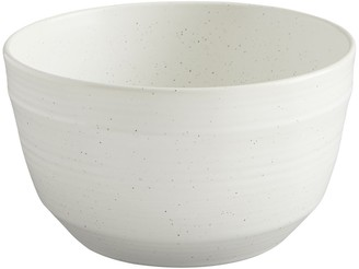 Grayson White speckled stoneware cereal bowl 14.5cm